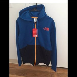 Men's North Face hoodie size M